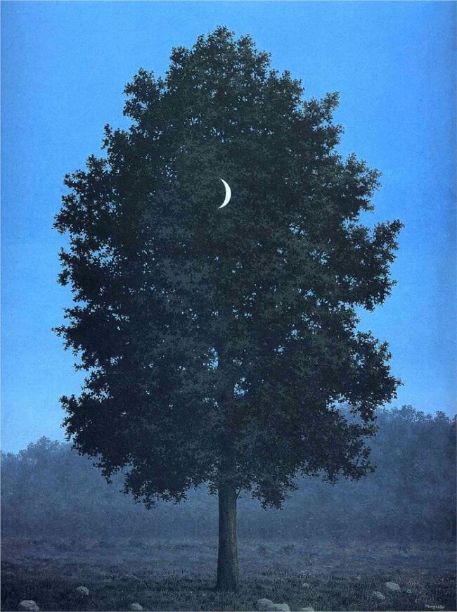 Sixteenth of September, 1956 by Rene Magritte